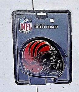 Cincinnati Bengals NFL Football Helmet Trailer Hitch Cover Car Truck