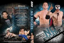 Official Ring Of Honor ROH No Escape 2011 Event DVD