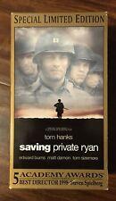 Saving Private Ryan Vhs 2-box set