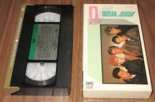 Japan OFFICIAL VHS video tape DURAN DURAN original 16000 Yen issue! More listed!