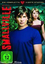 SMALLVILLE, Staffel 4 (Tom Welling), 6 DVDs NEU+OVP