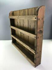 Handmade Rustic Spice Rack,Kitchen Storage, Kitchen Accessories,Farmhouse dark