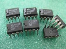 1pcs LMC6001AIN Op Amps Ultra-Low Input Current Amplifier