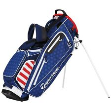 New TaylorMade 2017 US Open Stand Carry Bag Major Collection Red/White/Blue