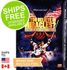 Do You Believe in Miracles - Story of the 1980 U.S. Hockey Team (DVD, 2002)