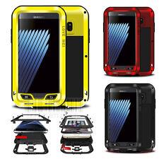 Outdoor Powerful Metall Handy Cover Silikon Schutz Hülle Tasche Case Etui Bumper