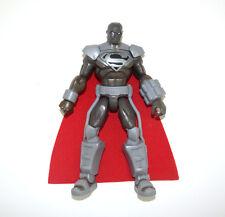 DC Universe Total Heroes Justice League Steel Loose Action Figure UK