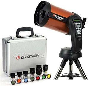 Celestron NexStar 8 SE Schmidt-Cassegrain Computerized Telescope