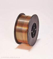 1x 0,6mm 1kg Schweißdraht - Schutzgas-EDW- Rolle - SG2 - MIG / MAG