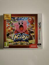 Kirby: Triple Deluxe (Nintendo 3DS, 2014)