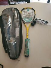 Prince F3 Energy Squash Racquet Racket Force Never Used W/Cover