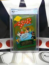 ALL STAR COMICS #3 Millennium Edition (2000) CBCS 9.2 Chromium Cover