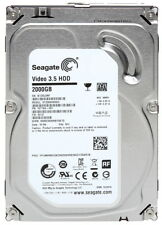SEAGATE (2TB) Internal 2000GB DVR Sata 3.5 inch Hard Disk Drive Internal HDD Uk