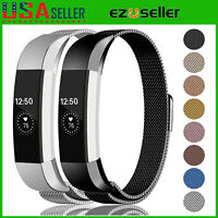 Milanese Magnetic Loop Strap Stainless Steel Wrist Band for Fitbit Alta /Alta HR