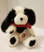 "Boyds Bear~ 8 in Puppy Dog, ""Shiloh P. Poochdale"", w/ Tag, Retired 2003, #541201"