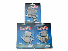 Kyoto Brake Pads Front & Rear For Aeon Crossland RX 350 2011