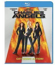 CHARLIE'S ANGELS (Cameron Diaz)  -  Blu Ray - Sealed Region free