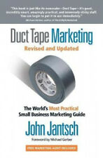 Duct Tape Marketing Revised and   Updated: The World's Most Practical Small