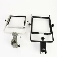 - 2 View Camera Standards, One Sinar Norma, One Linhof (av)
