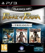 Prince of Persia HD Trilogy (PS3) VideoGames