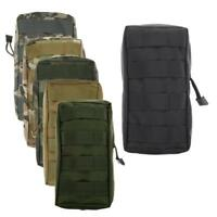 Camouflage Military Airsoft Molle Tactical Medical First Aid Nylon Pouch Bag
