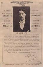 Louis-Napoléon, prince impérial allocution 1873 et portrait d'époque