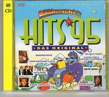 (GK661) Baerenstark Hits 95, 2CD  - 1995