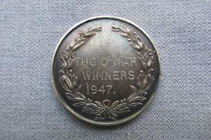 Silver Medal -- RAF -- Maintenance Unit 134 -- Sgt. Wilson -- Habbaniya -- Iraq