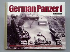 German Panzer I Light Tank by David Doyle, WW2 Armor Modeler Photo History Book