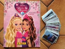album panini Barbie et le palais de Diamants+195 images/stickers/vignettes(2008)