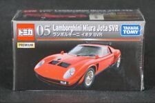 Takara Tomy TOMICA PREMIUM 05 Lamborghini Miura Jota SVR 1:61 DIECAST CAR MODEL