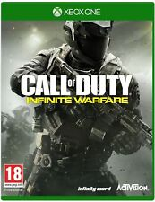 CALL OF DUTY INFINITE WARFARE - XBOX ONE - UK RELEASE NEW & SEALED