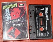MC KASSETTE - EDGAR WALLACE 2 Der Frosch mit der Maske EUROPA RDK