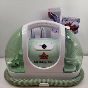 Bissell Little Green Spot & Stain Handheld Carpet Cleaner Machine Model 1400H