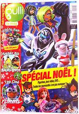 Gulli Magazine n°34 du 11/2013; BD Angry Birds/ Lapin Crétins/ Spécial Noël