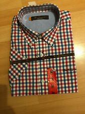 ben sherman short sleeve shirt medium