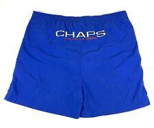 Vintage Chaps Ralph Lauren Mens Bathing Suit Swim Shorts Large Lined Trunks