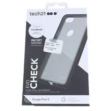 Tech 21 Evo Check Series Ultra Thin Case for Google Pixel 2 Only Smokey / Black