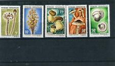 Central African Rep Fungi 1967 Scott# 81-5 Mint NH
