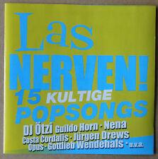 Las Nerven - 15 kultige Popsongs - DJ Ötzi, Guildo Horn, Nena u.a. - CD