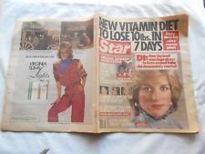THE STAR Magazine-FEBRUARY 28,1984=PRINCESS DIANA