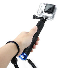 Solid Alum-Alloy Handheld Monopod Mount Selfie Pole for Sports Camera GoPro Hero