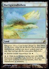 Hurtig Wind Heights Foil/Windbrisk Heights | Nm | Lorwyn | Ger | Magic Mtg