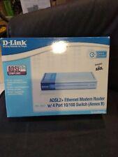 DLINK DSL-584T ADSL ROUTER