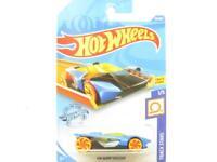 Hot Wheels HW Warp Speeder Track Stars 26/250 Long Card 1 64 Scale Sealed New