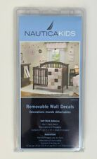 Nautica Kids Removable Wall Decals Isabella Design - Flower Wall Stickers