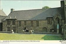 Old Postcard - Senedd-Dy (Parl Hse) Owain Glyndwr Machynlleth - Unposted - 2528