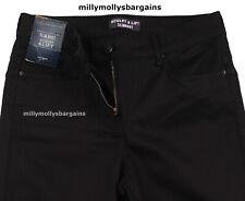 Neues AngebotNEU Damen Marks & Spencer Schwarz Sculpt SlimBoot Jeans Größe 12 Medium defekt