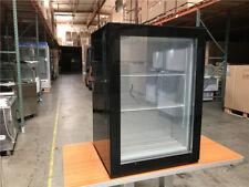 NSF Counter Top Glass Freezer Merchandiser Ice CreamCommercial