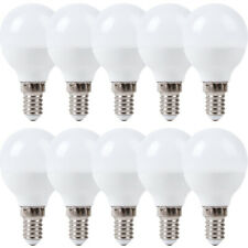 10 x LED Leuchtmittel Tropfen 5,5W = 40W E14 matt 470lm warmweiß Ra>90 UVP 29€